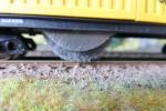 Ronde auf dem Gleis