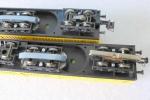 MLR-1 Wagen von unten