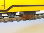 Ausschnitt Gleisstaubsauger H0e
