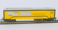 TT-Gleisstaubsaugerwagen