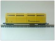 Gleisstaubsaugerwagen in N