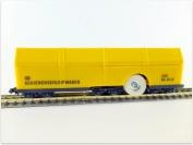 Schienenschleifwagen in N