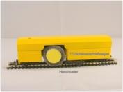 Schienenschleifwagen in TT